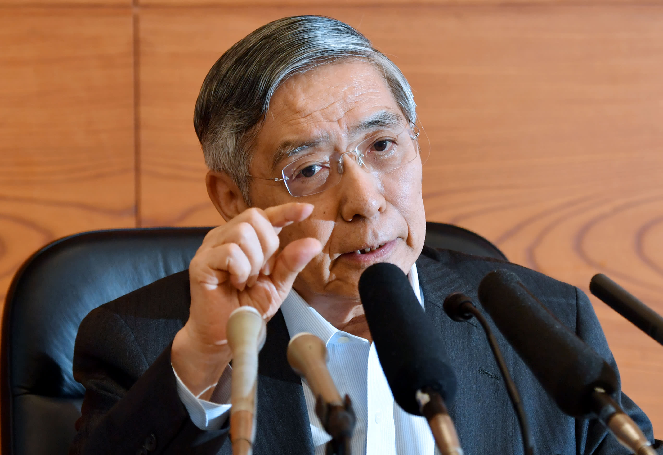 أهم تصريحات محافظ بنك اليابان بعد لقائه مع رئيس الوزراء