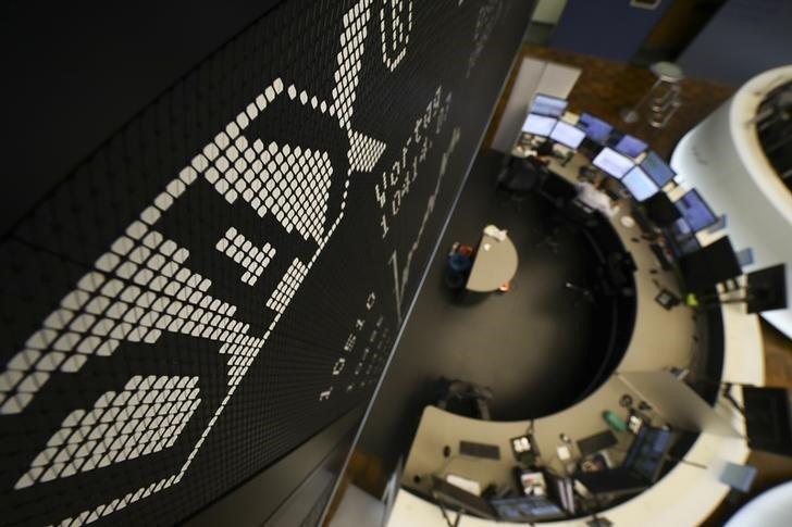 الأسهم الأوروبية تغلق على ارتفاع