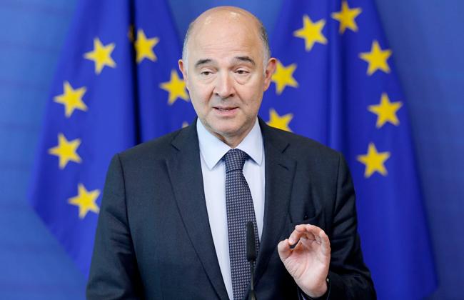 موسكوفيتشي يُعرب عن رغبة الإتحاد الأوروبي في تهدئة التوترات مع إيطاليا