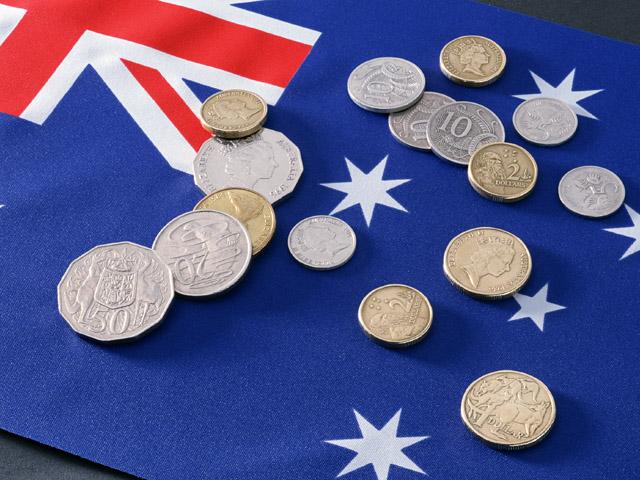 البيانات الإيجابية في استراليا تدعم الدولار الاسترالي