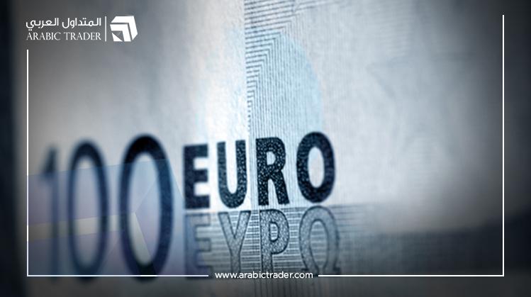 اليورو يبدأ في التعافي بعد صدور عدد من البيانات الإيجابية