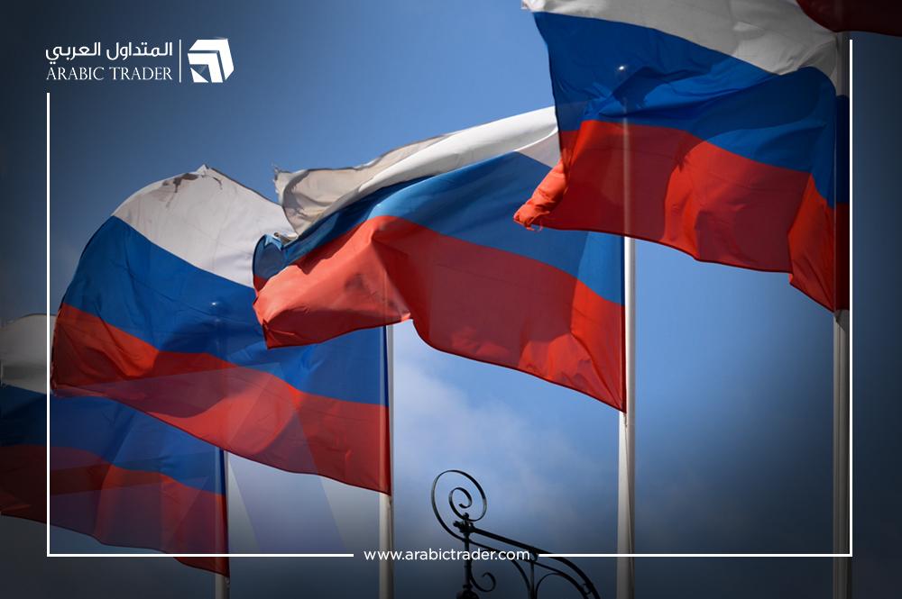 احتياطيات روسيا من النقد الأجنبي تتجاوز 555 مليار دولار