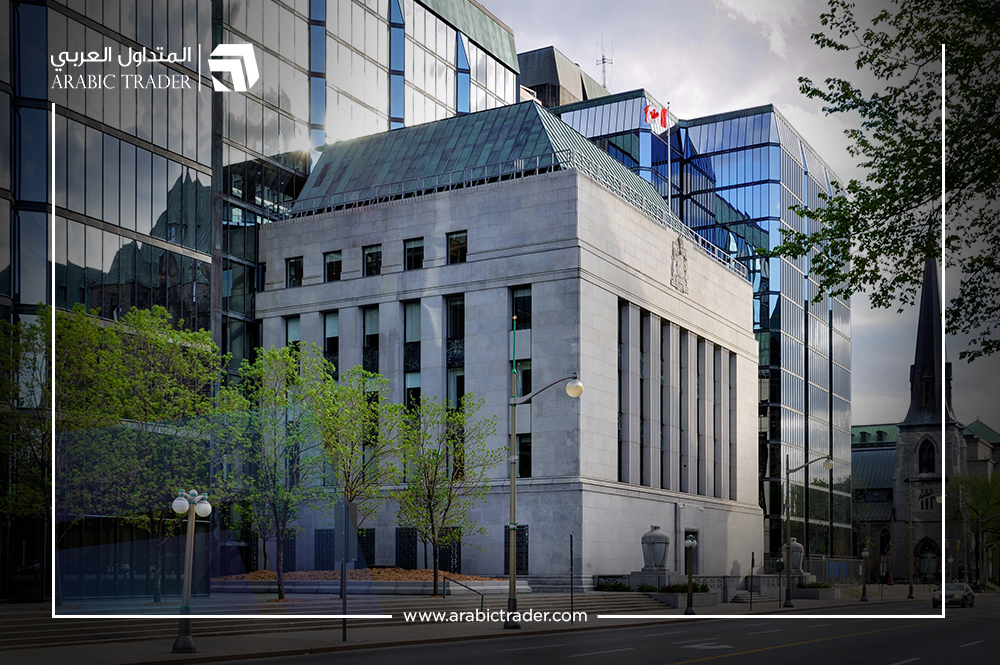بيان الفائدة الصادر عن بنك كندا - يناير