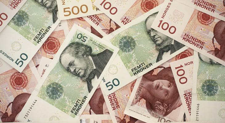 الكرونة النرويجية تتبع أسعار النفط في الاتجاه الصاعد