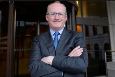 فيليب لين يترأس منصب كبير الاقتصاديين القادم في منطقة اليورو