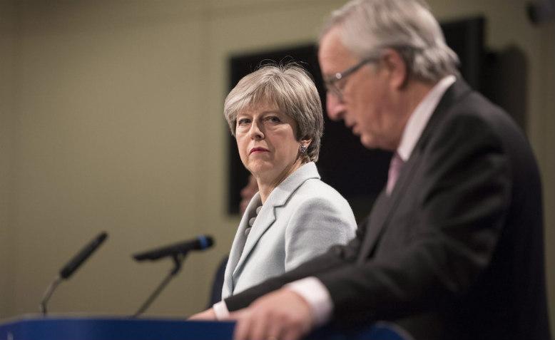 ماي: نحتاج إلى بعض التعديلات القانونية في اتفاق البريكست
