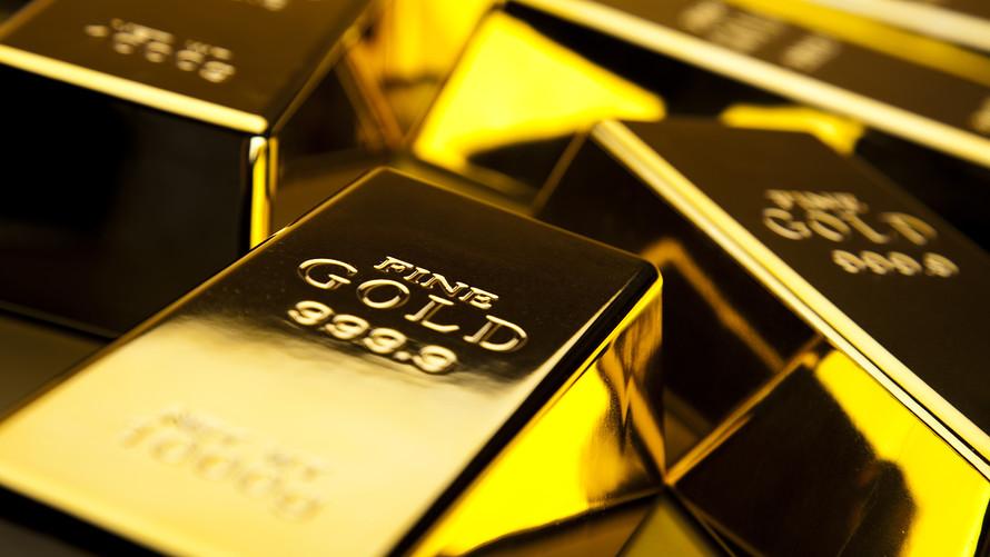 العقود الآجلة للذهب ارتفعت خلال الدورة الأوروبيه
