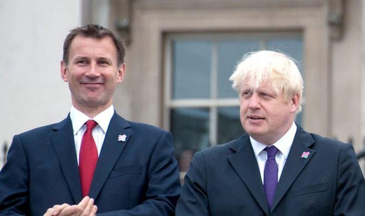 زعامة حزب المحافظين البريطاني تنحصر بين بوريس جونسون وجيريمي هانت