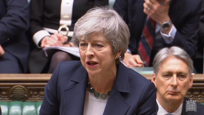 تيريزا ماي أمام البرلمان: حان الوقت لمغادرة الاتحاد الأوروبي