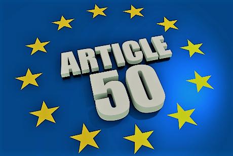 ما النتائج المترتبة على تمديد المادة 50 من ملف البريكست؟