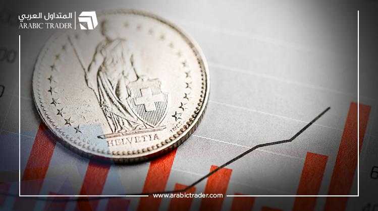 الفرنك السويسري يرتفع رغم سلبية البيانات الاقتصادية