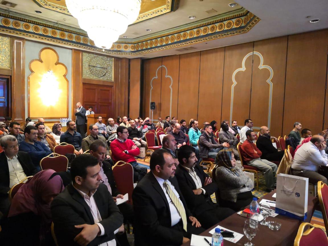 لقاء وندوة استراتيجيات التداول الناجحة - القاهرة 29 مارس 2019