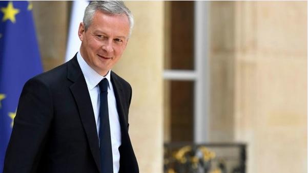 لومير: فرنسا والولايات المتحدة يتوصلان إلى نقاط أساسية لمناقشة الضريبة الرقمية