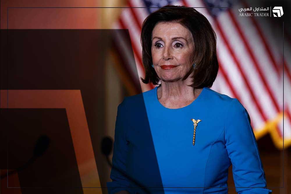 ما موقف نانسي بيلوسي من زيادة الضرائب على الشركات؟