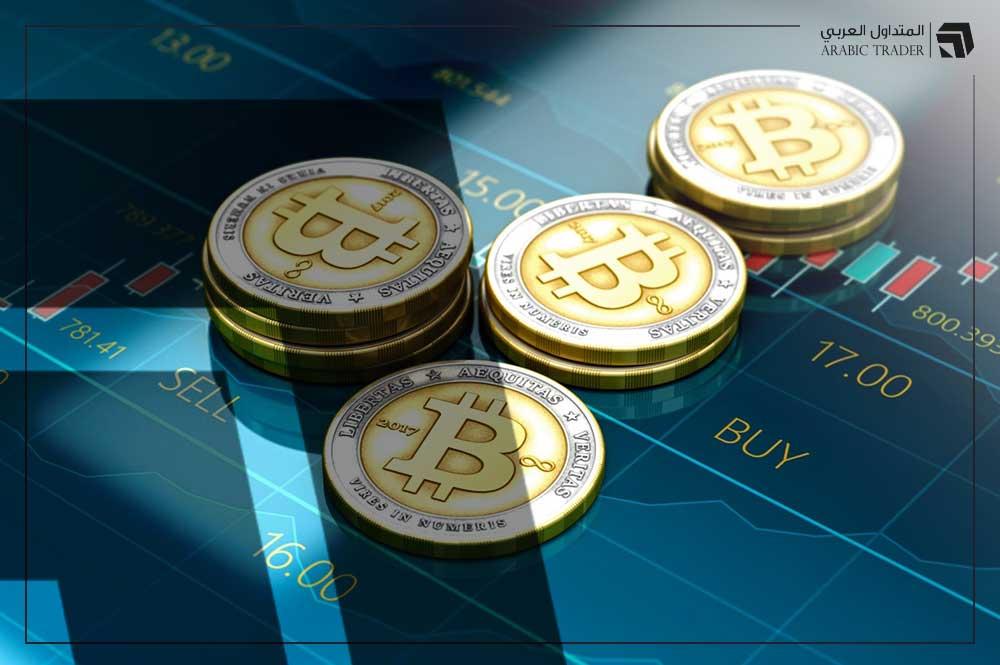 سعر البيتكوين يصعد بقوة أمام سعر الدولار USD
