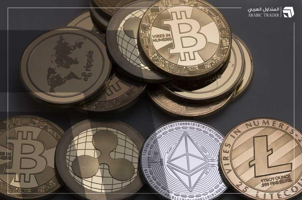 البيتكوين Bitcoin يتراجع في مستهل تداولات الأسبوع