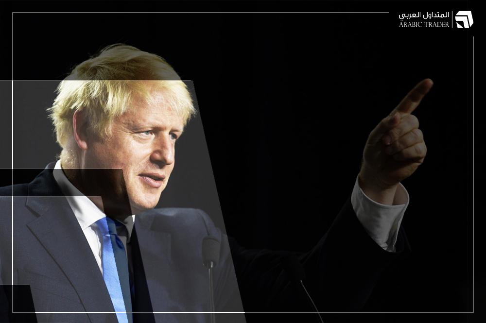 جونسون: بريطانيا مستعدة للخروج من الاتحاد الأوروبي دون اتفاق