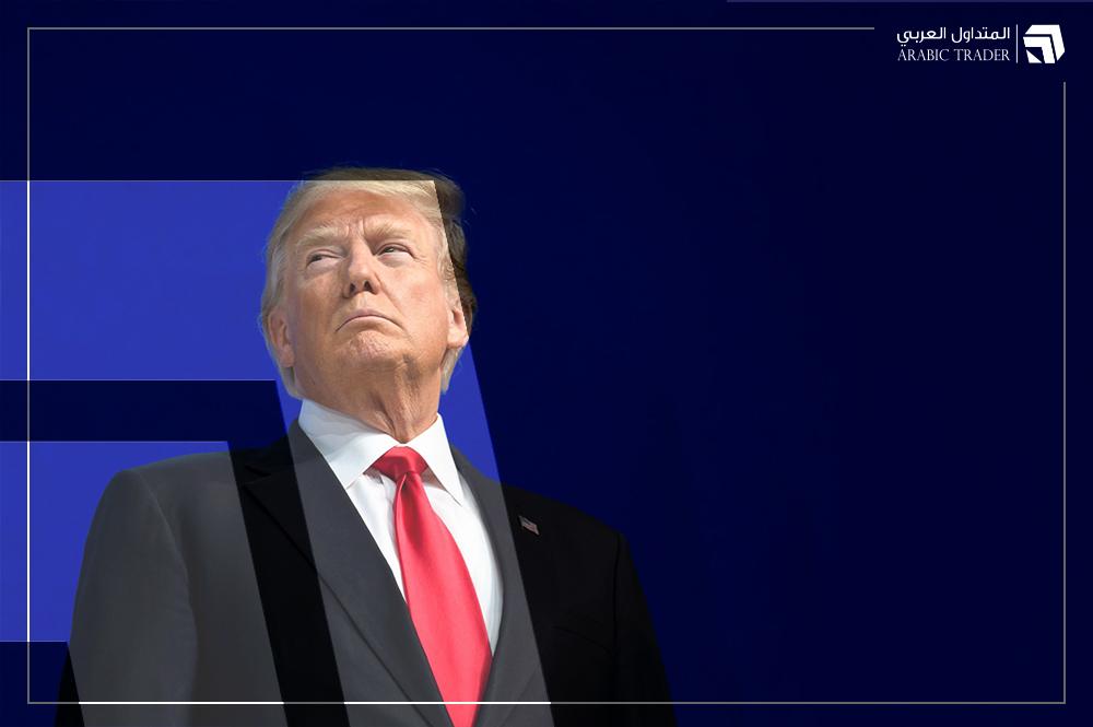 تصريحات جديدة للرئيس الأمريكي حول الاقتصاد والاحتجاجات في البلاد