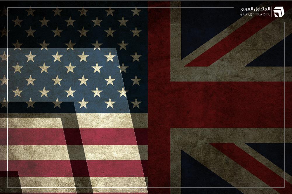 الولايات المتحدة وبريطانيا يعلنوا بدء محادثات تجارية رسمية
