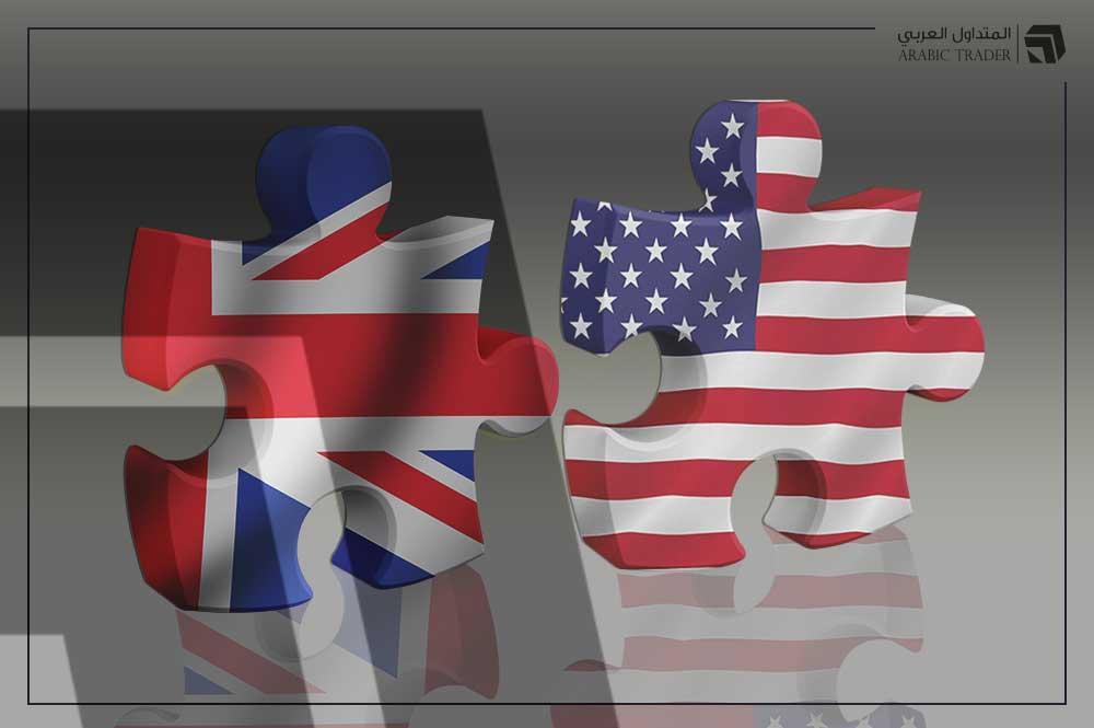 أنباء عن إحراز تقدم في الاتفاق التجاري بين بريطانيا والولايات المتحدة