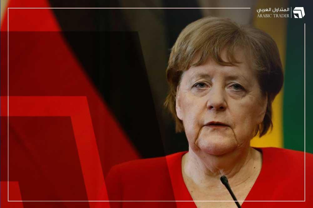المستشارة الألمانية ميركل تتلقى الجرعة الأولى من لقاح أسترازينيكا