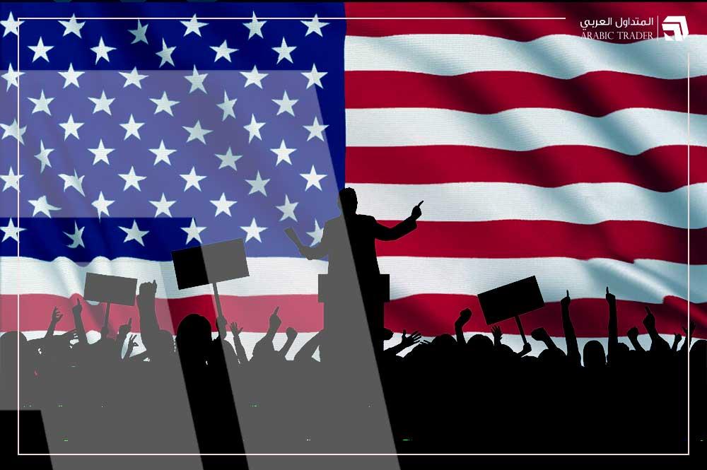 نتائج ولايتين تزيد من الصراع بين ترامب وبايدن