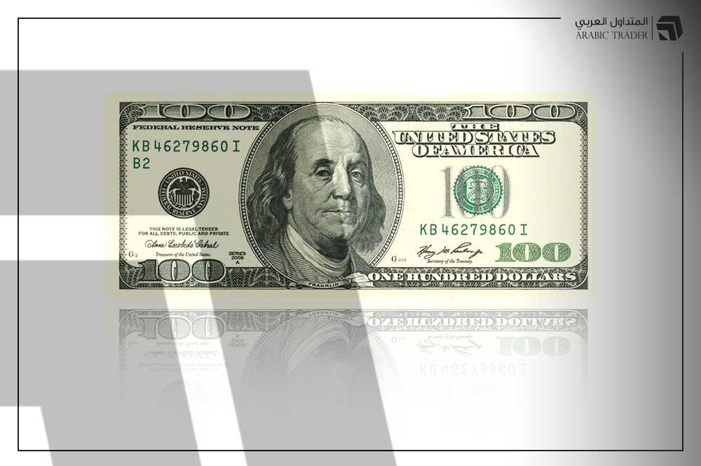الدولار الأمريكي مستمر في الارتفاع لليوم الثاني على التوالي
