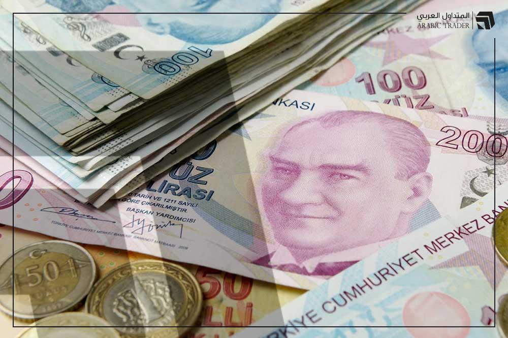 الليرة التركية تهبط لأدنى مستوياتها منذ منتصف مايو