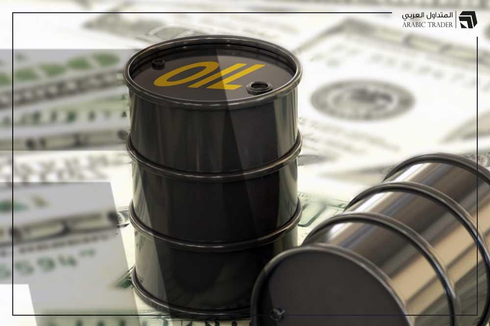خام برنت يتداول أعلى مستويات 35 دولار للبرميل في بداية الأسبوع