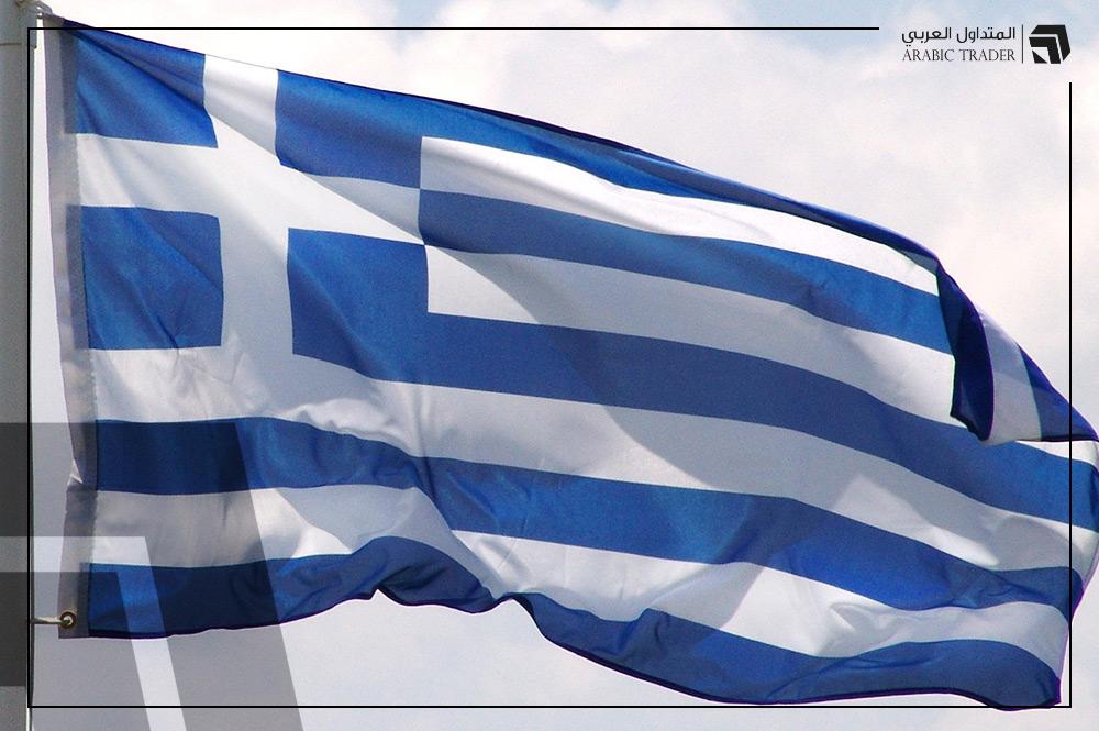 اليونان تتوقع ركود الاقتصاد بسبب تفشي كورونا
