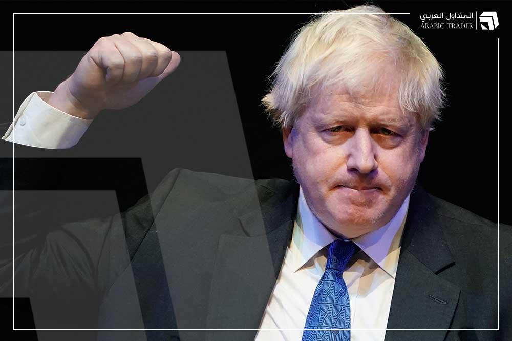 رئيس وزراء بريطانيا يتحدث عن إعادة فرض قيود الإغلاق