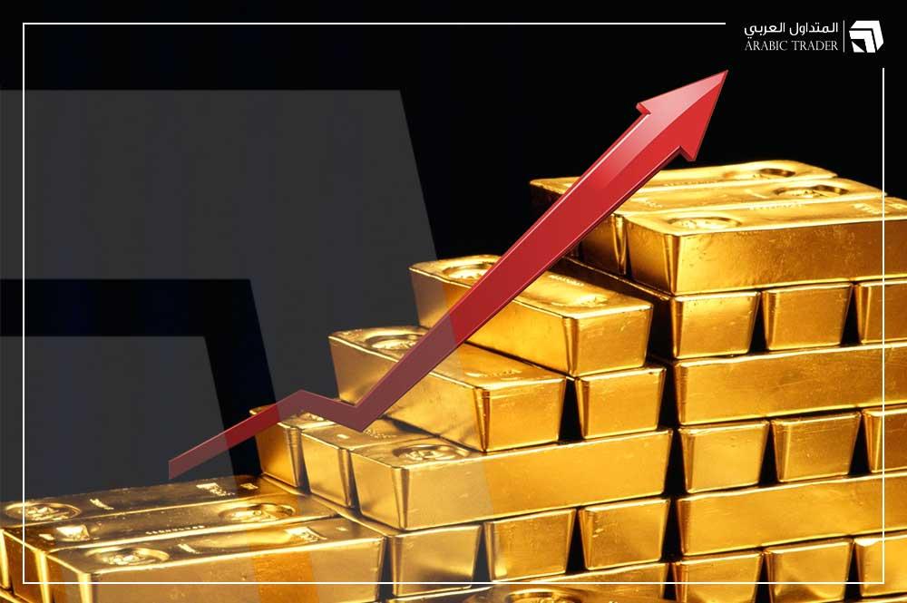 سعر الذهب GOLD يحاول التعافي من أدنى مستوياته منذ شهر