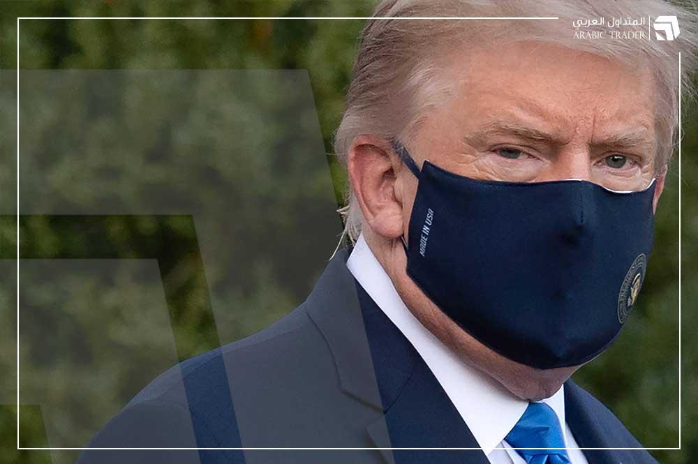 ترامب يدلي بتصريحات جديدة بشأن صحته وتطورات الانتخابات