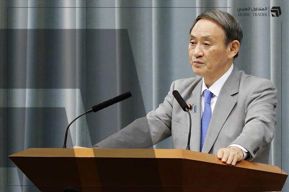 رئيس الوزراء الياباني يتحدث عن تأثير مشتريات بنك اليابان على الأسهم