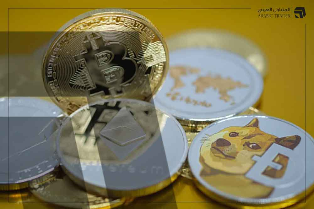 العملات الرقمية ترتفع بشكل ملحوظ و البيتكوين نحو 59 ألف دولار