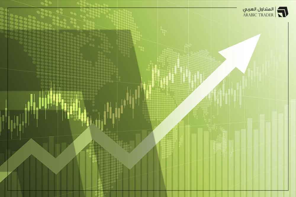 الأسهم الأمريكية تميل إلى الارتفاع في بداية الجلسة مع ترقب نتائج مالية