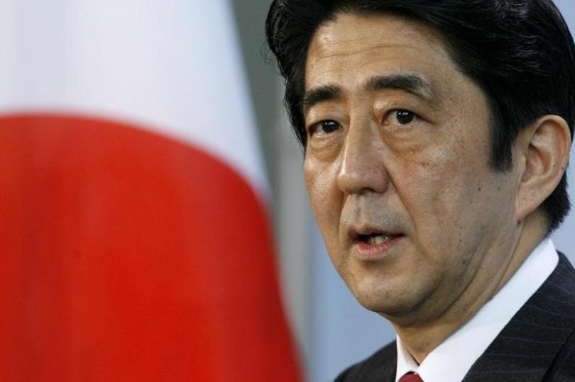 آبي يؤكد على أهمية ملف ضريبة المبيعات أمام البرلمان الياباني