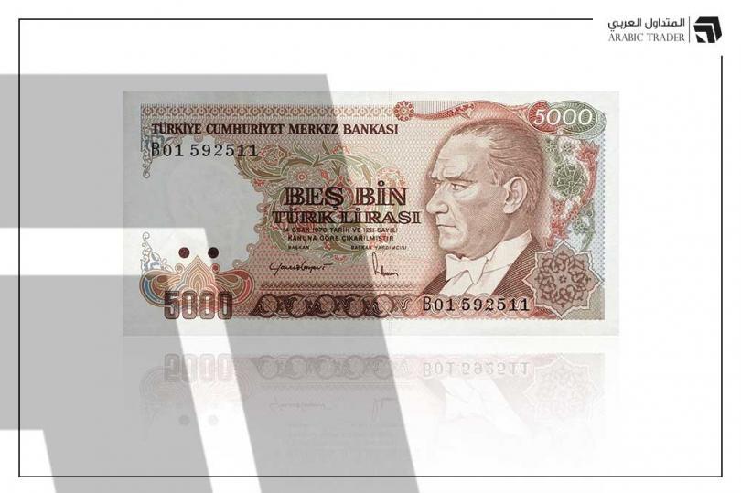 الليرة التركية تسجل أدنى مستوياتها  على الإطلاق مقابل الدولار الأمريكي