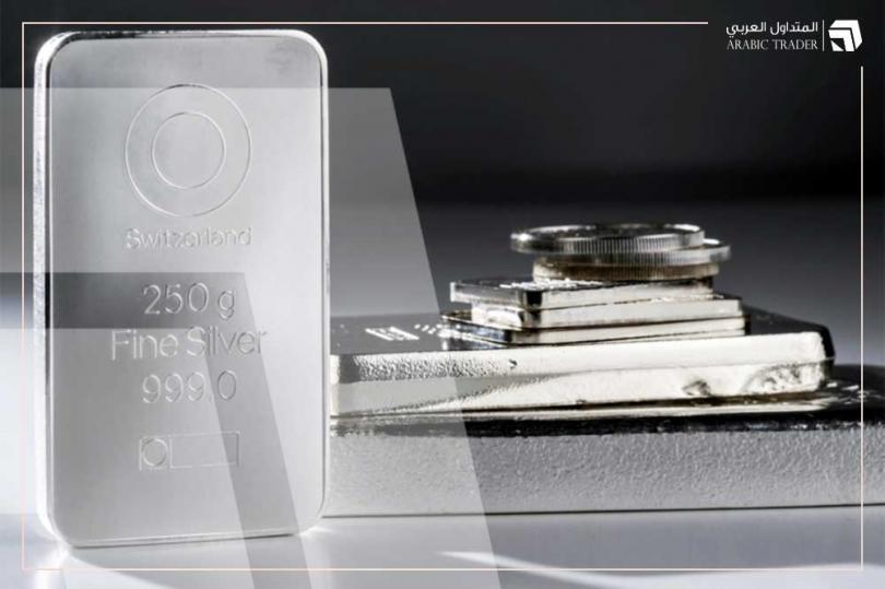 الفضة تصعد بقوة وتختبر أعلى مستوياتها في 7 سنوات