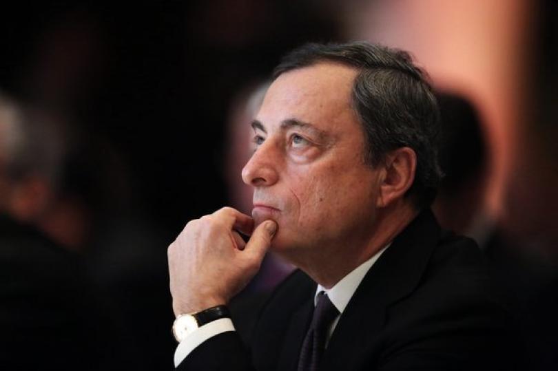 دراجي : المركزي الأوروبي لن يستسلم لمعدلات التضخم المنخفضة