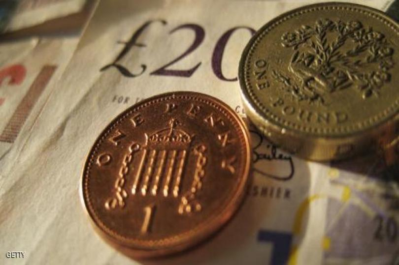 صافي إقتراض القطاع العام في المملكة المتحدة يسجل 13.6 مليار