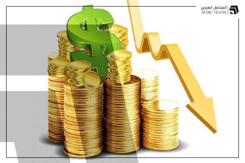 ارتفاع الدولار الأمريكي يضغط على أسعار الذهب!