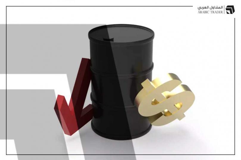 سعر النفط الخام يتخلى عن جزء من أرباحه لهذا السبب