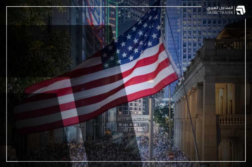 الأقتصاد الأمريكي ينمو بوتيرة معتدلة للشهر الثاني على التوالي