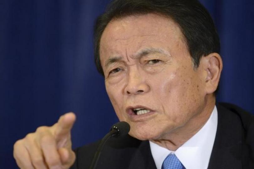 أسو: زاد الانفاق في الموازنة العامة إلى 3.5 تريليون ين ياباني