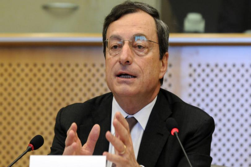 دراجي: البنك المركزي الاوروبي يجب أن يعود بمعدل التضخم إلى المسار المستهدف و سيفعل