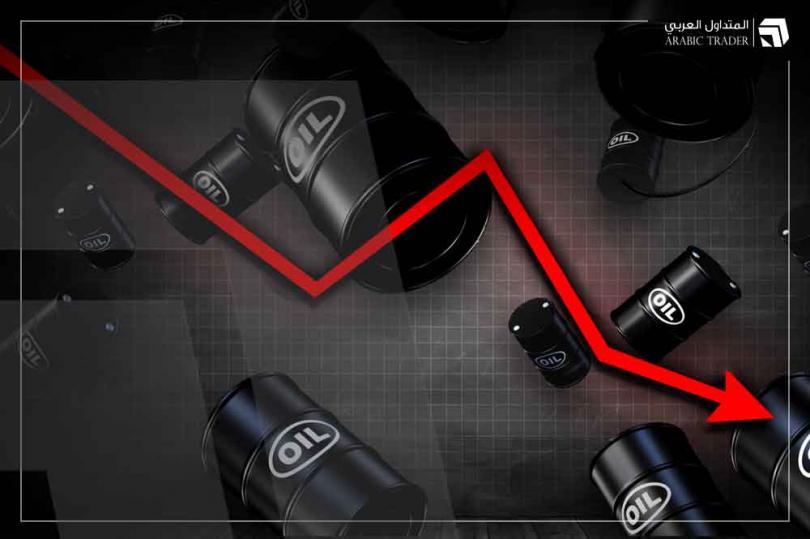 أسعار النفط تتراجع مع بداية الأسبوع ومخاوف من تخمة المعروض