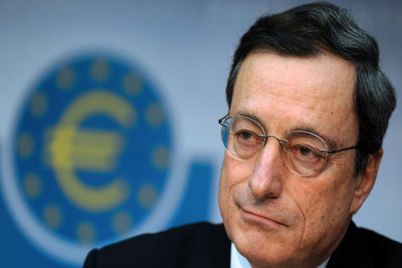 دراجي: تحقيق هدف التضخم ضروري من أجل الحفاظ على مصداقية المركزي الأوروبي