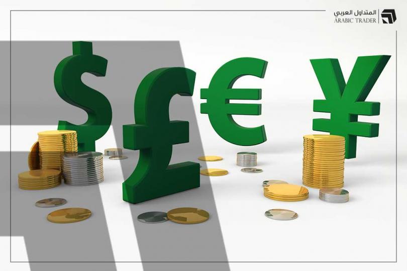 البيانات الاقتصادية تدفع الاسترليني للارتفاع والدولار الأمريكي بين العملات الرابحة