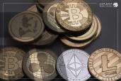 العملات الرقمية وأداء متباين خلال الأسبوع